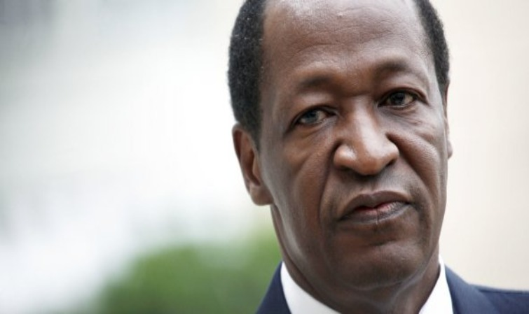 ASSASSINAT THOMAS SANKARA : BLAISE COMPAORÉ MIS EN ACCUSATION