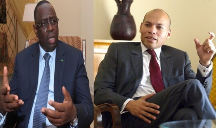 VIDEO - MACKY SALL MENACE : « SI KARIM WADE CHOISIT DE RENTRER... »