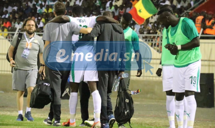 [LIVE MULTIMEDIAS] : SÉNÉGAL 2-0 CONGO, QUALIFICATIONS CAN 2021